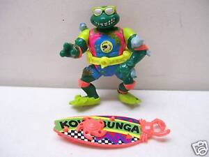 TEENAGE-MUTANT-NINJA-TURTLES-TMNT-SEWER-SURFER-MIKE-MICHAELANGELO-100