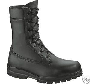 NEW-Bates-1621-9-US-Navy-Durashocks-Steel-Toe-Boot-ALL