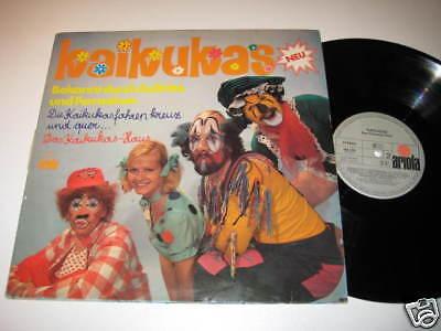 LP/KAIKUKAS/Die Kaikukas fahren kreuz und quer/ariola 200478 /MEGARAR online kaufen