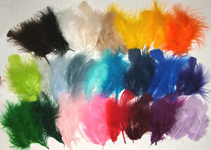 Feathers-Marabou-Fluffy-3-8-Many-Colors-Available-7-grams-Approx-35-per-bag