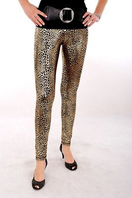 SEXY-LEOPARD-GAITERS-LEGGINGS-LATEX-Size-Variations