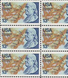 1690-FRANKLIN-M-NH-FULL-SHEET-OF-50-SALE-SPECIAL-AT-FACE