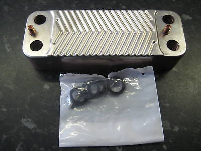 Glow Worm Gw24-38 Cxi Plate Heat Exchanger 2000801831
