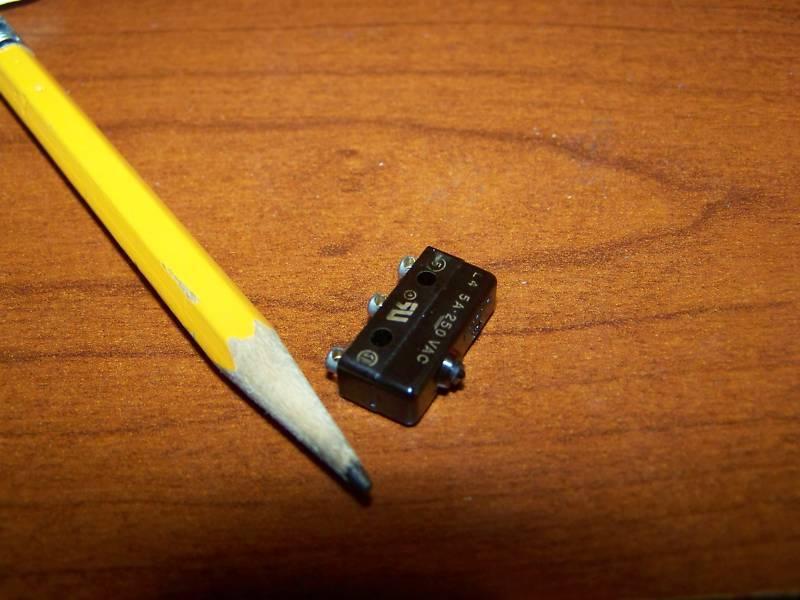 micro switch mini switch 11SM144 new 3 pole hobby