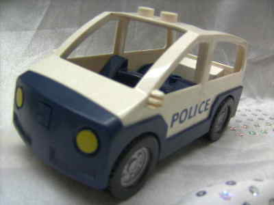 Lego Duplo Polizeiwagen Basic 15,5 X 7,5 X 8cm Neu L2