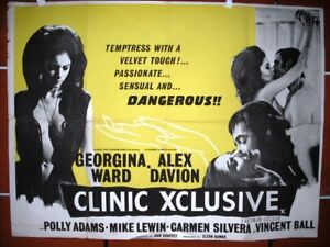 Clinic-Xclusive-qauds-British-Movie-Poster-1971
