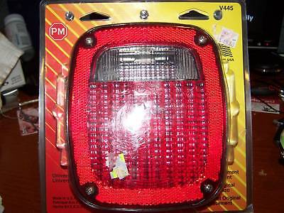 Peterson V445 Stop Tail And Turn Light Cj Jeep Trailer