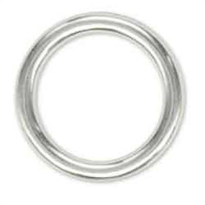 """3/4"""" Heavy Duty Solid Ring 10 Pack 1180-10 Tandy Leather Craft"""
