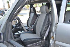 jeep liberty 2002 03 04 05 2011 vinyl custom seat cover. Black Bedroom Furniture Sets. Home Design Ideas