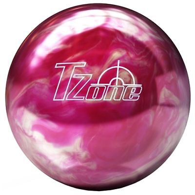 8lb Brunswick T-Zone Pink Bliss Bowling Ball