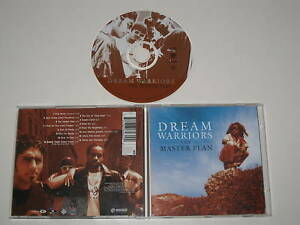 DREAM-WARRIORS-THE-MASTER-PLAN-EMI-836960-0-CD-ALBUM