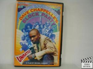 Dave-Chappelle-039-s-Block-Party-DVD-2006-Unrated-Wi