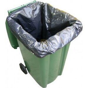 10-x-Wheelie-Bin-Liners-Sacks-Refuse-Rubbish-Bags