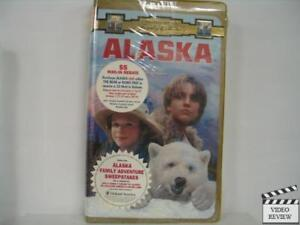 Alaska-VHS-1998-Brand-New-Charlton-Heston-Clam-Shell