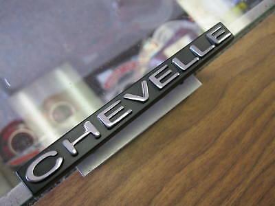 70 1970 Chevelle chevelle Grill Emblem