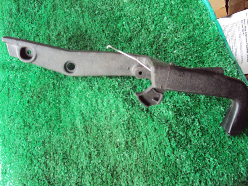 Mcculloch 610 Chainsaw Handle Complete With Throttle