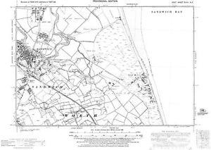 Sandwich-OS-Kent-48-NE-1938-old-map-repro