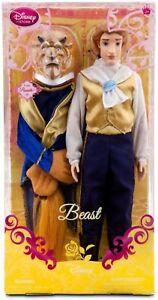 Disney A Bela E A Fera transformando a Prince Adam Boneca Articulado ... e724d73f320