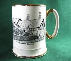 Souvenir-Mug-Royal-Bradwell-Shakesperian-Series-England