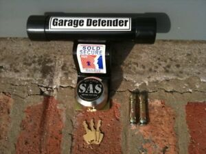 GARAGE-DEFENDER-MASTER-DOOR-LOCK-MOTORBIKE-SECURITY-STOP-BAR-UP-OVER-BIKE-CAR