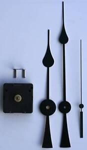 Quartz Clock Movements With Long Hands And Extra Long Stem