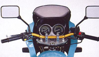 ABM Superbike Lenker Umbau - Kit  für SUZUKI GS 500-E