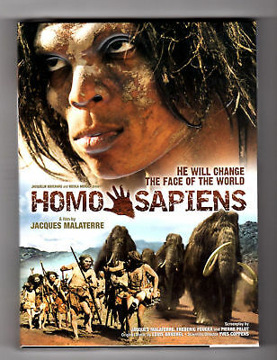 Homo Sapiens (dvd) 2-disc Jacques Malaterre, Frederic Fougea, Pierre Pelot,
