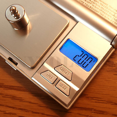500g x 0.1g Digital Pocket Scale SF-100 Mini Jewelry Scale - Free US shipping