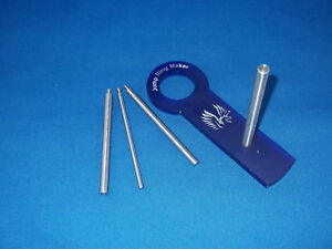 Round Very High Quality Jump Ring Maker - 4, 6, 7, 8mm Craft Jewellery Tool