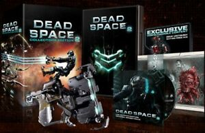 Dead-Space-2-Two-Collectors-Edition-XBOX-360-Video-Game-DeadSpace-Brand-NEW
