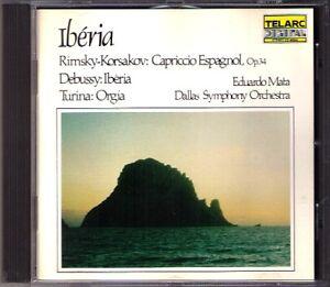 Eduardo-MATA-DEBUSSY-Iberia-TURINA-Orgia-RIMSKY-KORSAKOV-Capriccio-Espagnol-CD