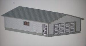 24 x 36 garage shop plans material list blueprints for 24 x 36 garage