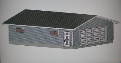24 39 x 32 39 garage shop plans materials list blueprints plan for 28 x 32 garage plans