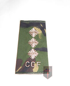 Pair-Captain-COMBINED-CADET-FORCE-CCF-RANK-SLIDES-Army