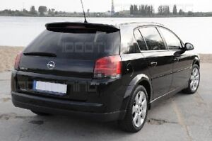 Opel Signum Spoiler Dachspoiler Heckspoiler OPC Dachkantenspoiler Tuning