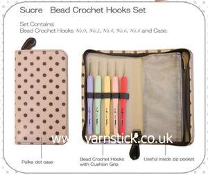 Gift-SET-TULIP-SUCRE-BEAD-Crochet-Hooks-Cushion-Grip