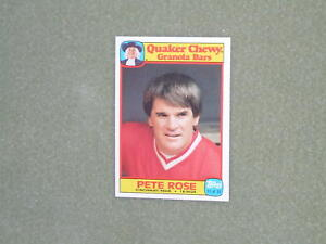 PETE-ROSE-QUAKER-Granola-Bar-Card-11-1986