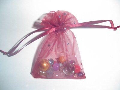 Spotty-9x12-cm-10-colours-Organza-Wedding-Favor-bags