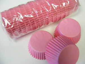 BULK-180-x-high-quality-PINK-Muffin-Cup-Cake-cases