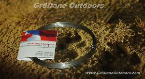 SNARE-WIRE-Rabbit-Hare-Squirrel-Stainless-Steel-20ft