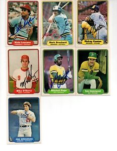 Rickey-Keeton-signed-1982-Fleer-Brewers-146
