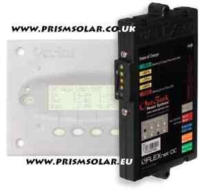 Outback-Flexnet-DC-Battery-Monitor-3-Channels-MPPT
