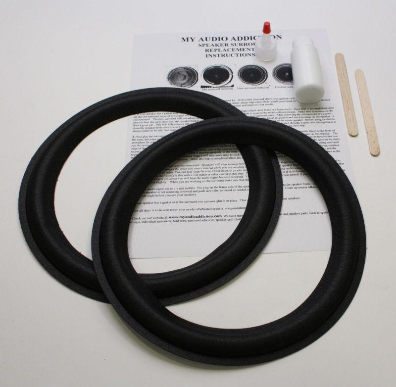 Correct Speaker Surround Kit For Boston Acoustics 10