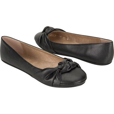 Soda Ozone Black Girls Slip On Shoes Size 13 Bnib