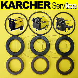 GENUINE-KARCHER-HDS-WATER-PUMP-SEALS-O-RING-KIT-555-655-7-10-790-890-1020