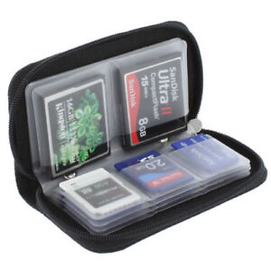 New Memory Card Storage Carrying Case Holder Wallet
