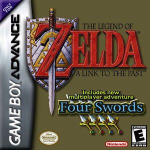 The-Legend-Of-Zelda-A-Link-To-The-Past-for-Nintendo-Game-Boy-Advance