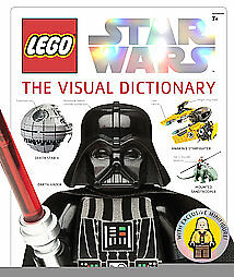 LEGO-Star-Wars-The-Visual-Dictionary-NEW-mini-Figure
