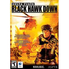 Black PC Video Games
