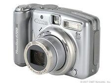 Canon PowerShot AA Battery Digital Cameras